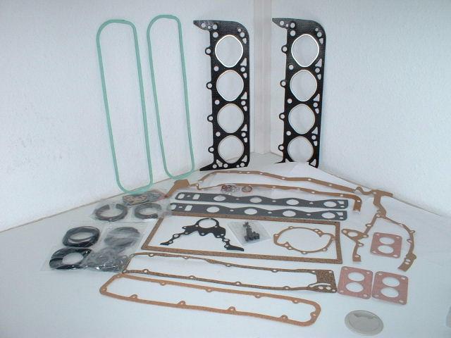 oldtimer engine gasket set bmw 502 2 6 v8. Black Bedroom Furniture Sets. Home Design Ideas